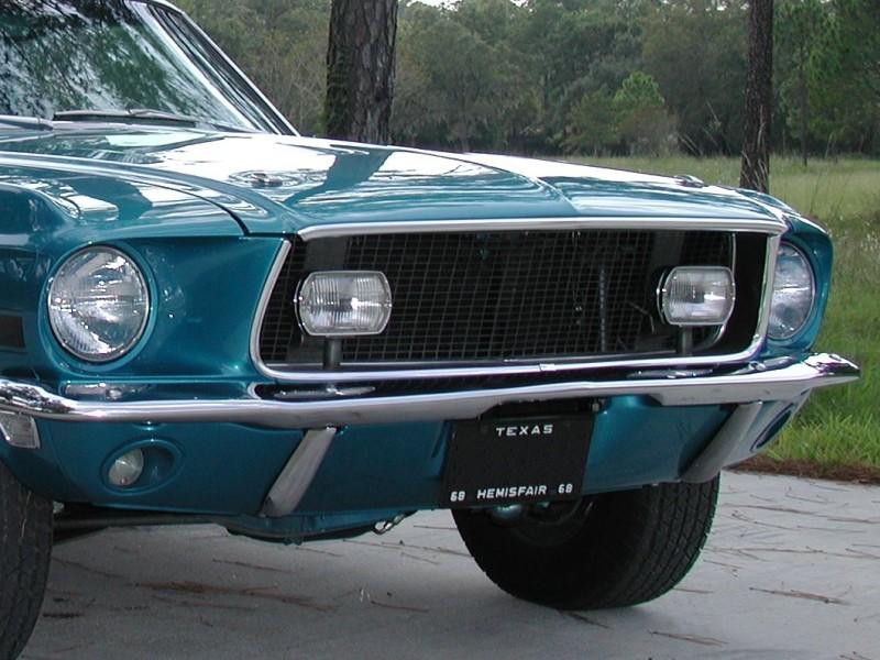 CaliforniaSpecial com - 1968 GT/CS Identification