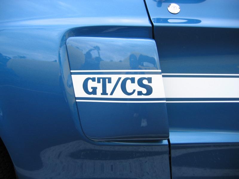 Californiaspecial Com 1968 Gt Cs Identification