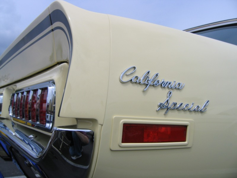 Californiaspecial Com 1968 Gt Cs Identification