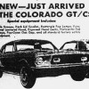 1968 High Country Special dealer advertisment